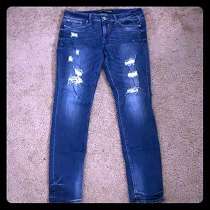 Women's Express skinny jean size 6